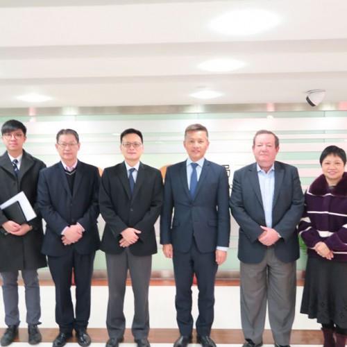 Visit to Economic Bureau (DSE)