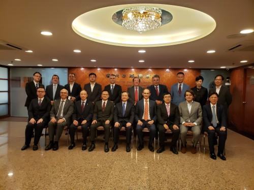 CCILC-Macau visits ACM to promote cooperation