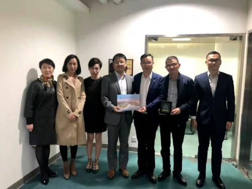 Xu Liaoyuan, Director of the Government Affairs Data Administration of Nansha District, Guangzhou an...