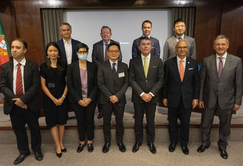 CCILC-Macau Hosts Seminar on the Investment and Development Status of Luso-Chinese Relation Under CO...